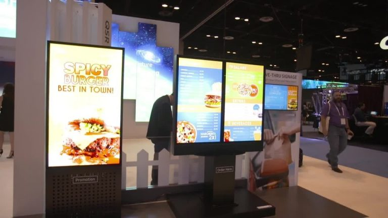 digital signage firms