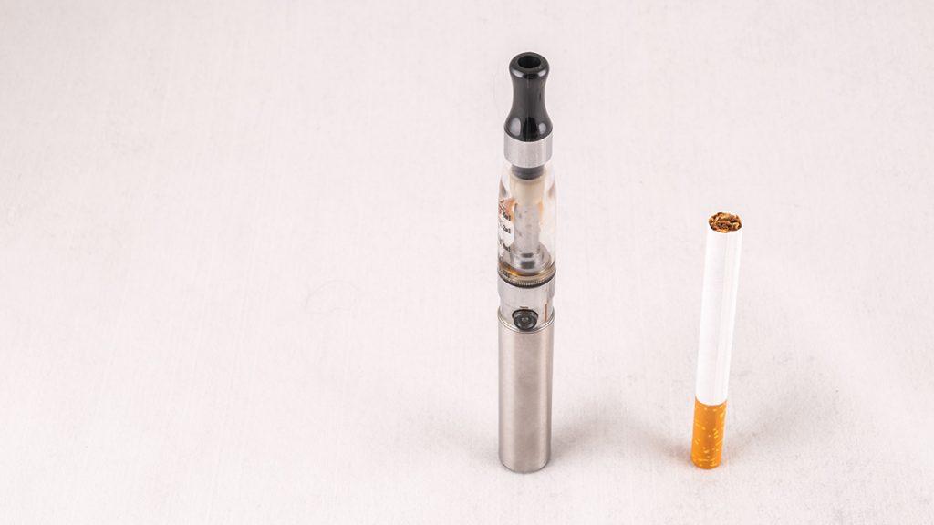 Cigarette heater