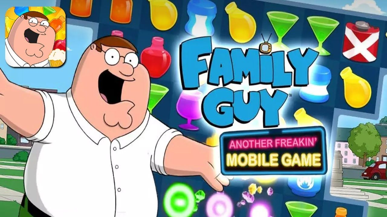 Family Guy Another Freakin Mobile Game Help