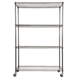 wire shelving rack