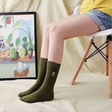 ladies trendy socks