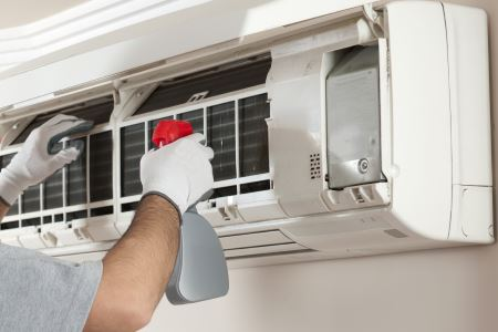 air conditioner service organization