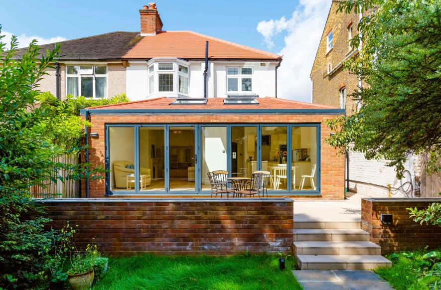 House extensions design